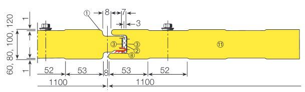 fischertherm ll profilverkauf gehrmann joint geometry ll 40 ll 120